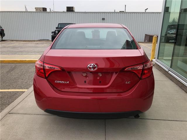 2019 Toyota Corolla LE (Stk: 9CR016) in Georgetown - Image 5 of 5