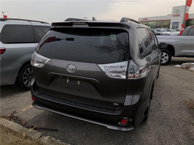 2019 Toyota Sienna SE 8-Passenger (Stk: 9SN175) in Georgetown - Image 4 of 5