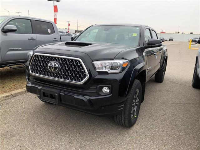2019 Toyota Tacoma SR5 V6 (Stk: 9TA188) in Georgetown - Image 1 of 5