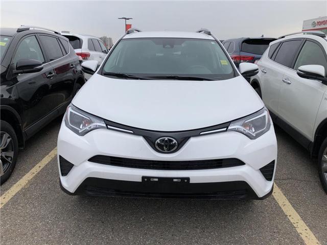2018 Toyota RAV4 LE (Stk: 8RV1038) in Georgetown - Image 2 of 5