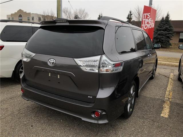 2019 Toyota Sienna SE 8-Passenger (Stk: 9SN203) in Georgetown - Image 3 of 5