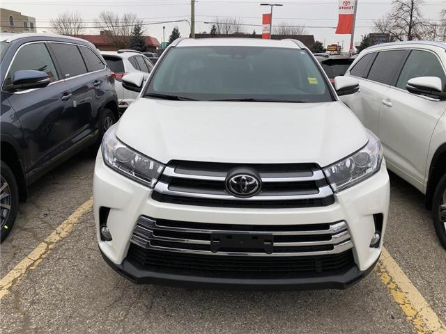 2019 Toyota Highlander XLE (Stk: 9HG212) in Georgetown - Image 2 of 5