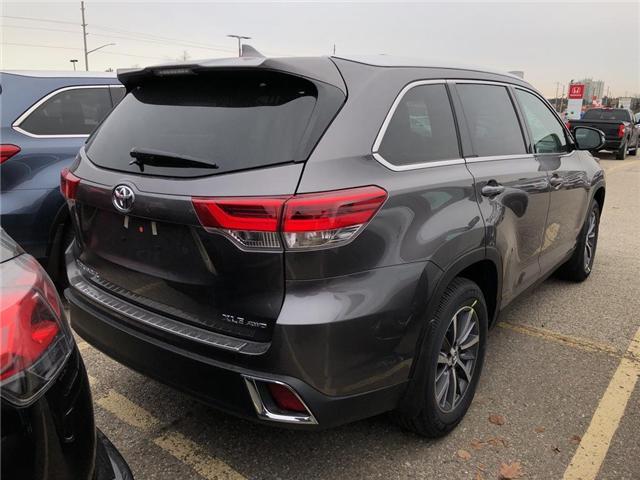 2019 Toyota Highlander XLE (Stk: 9HG221) in Georgetown - Image 4 of 5