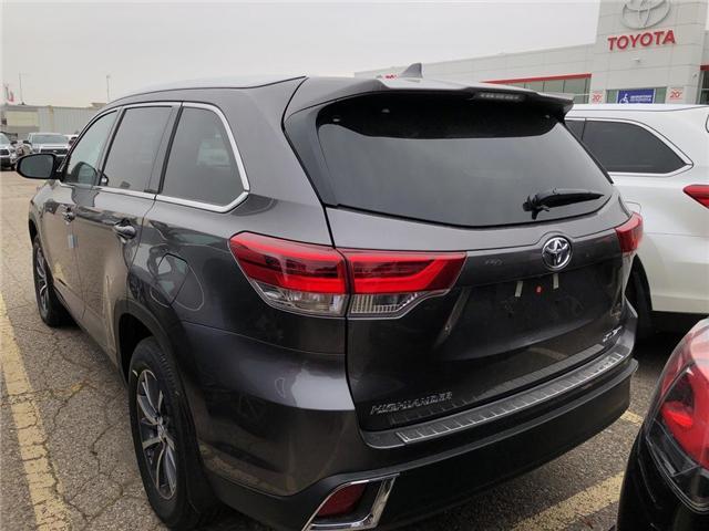 2019 Toyota Highlander XLE (Stk: 9HG221) in Georgetown - Image 5 of 5
