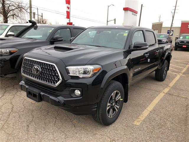 2019 Toyota Tacoma SR5 V6 (Stk: 9TA223) in Georgetown - Image 1 of 5