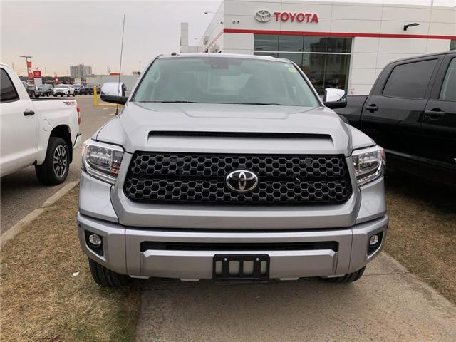 2019 Toyota Tundra Platinum 5.7L V8 (Stk: 9TN224) in Georgetown - Image 2 of 5