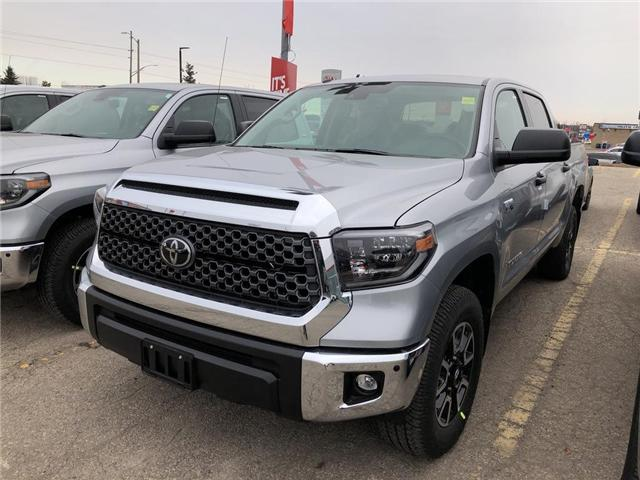 2019 Toyota Tundra TRD Offroad Package (Stk: 9TN237) in Georgetown - Image 1 of 5