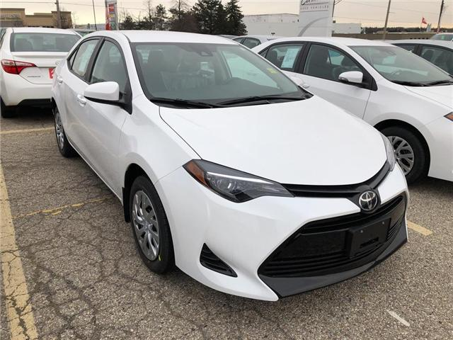 2019 Toyota Corolla LE (Stk: 9CR231) in Georgetown - Image 3 of 5