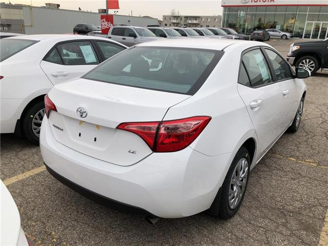 2019 Toyota Corolla LE (Stk: 9CR231) in Georgetown - Image 4 of 5