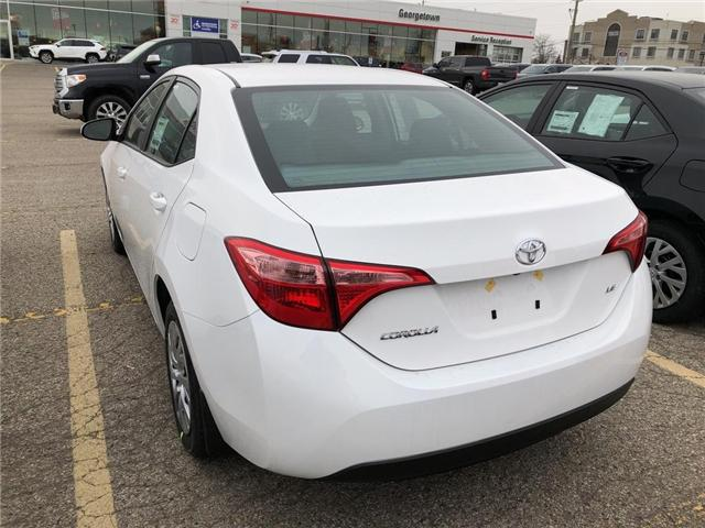 2019 Toyota Corolla LE (Stk: 9CR231) in Georgetown - Image 5 of 5