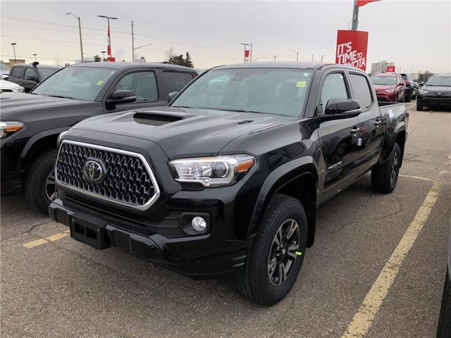 2019 Toyota Tacoma SR5 V6 (Stk: 9TA232) in Georgetown - Image 1 of 5
