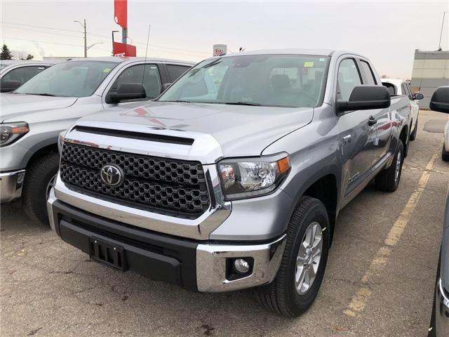 2019 Toyota Tundra SR5 Plus 5.7L V8 (Stk: 9TN233) in Georgetown - Image 1 of 5