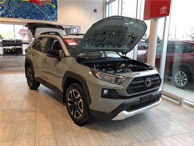 2019 Toyota RAV4 Trail (Stk: 9RV242) in Georgetown - Image 1 of 5