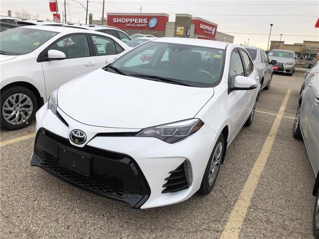 2019 Toyota Corolla SE (Stk: 9CR244) in Georgetown - Image 1 of 5