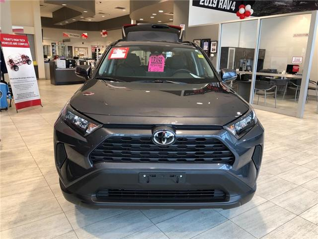 2019 Toyota RAV4 LE (Stk: 9RV250) in Georgetown - Image 2 of 5