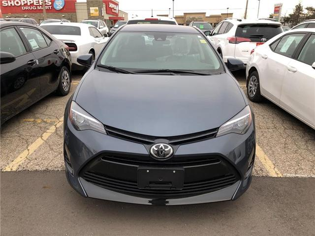 2019 Toyota Corolla LE (Stk: 9CR259) in Georgetown - Image 2 of 5