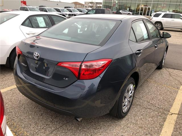 2019 Toyota Corolla LE (Stk: 9CR259) in Georgetown - Image 4 of 5