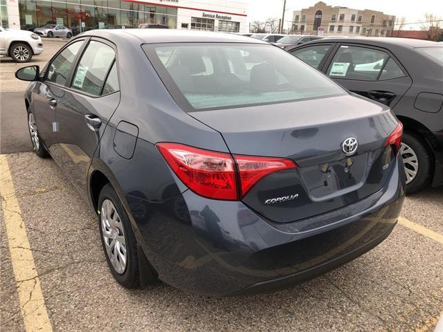 2019 Toyota Corolla LE (Stk: 9CR259) in Georgetown - Image 5 of 5