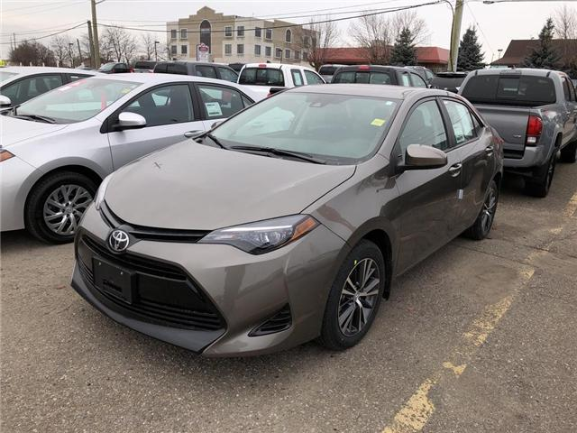 2019 Toyota Corolla LE Upgrade Package (Stk: 9CR258) in Georgetown - Image 1 of 5
