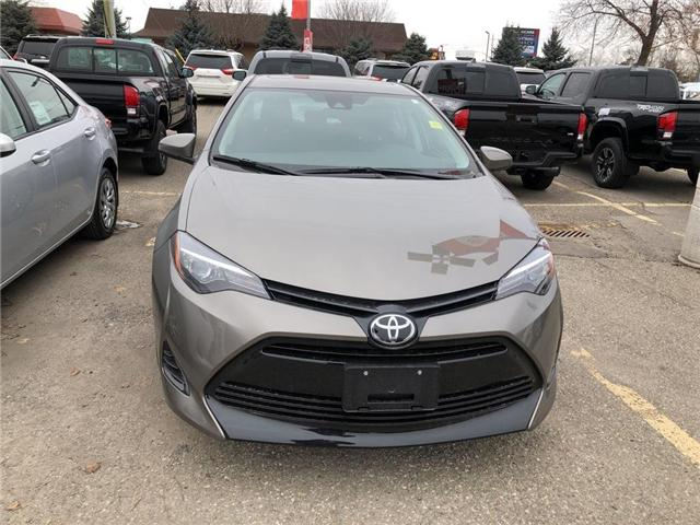 2019 Toyota Corolla LE Upgrade Package (Stk: 9CR258) in Georgetown - Image 2 of 5