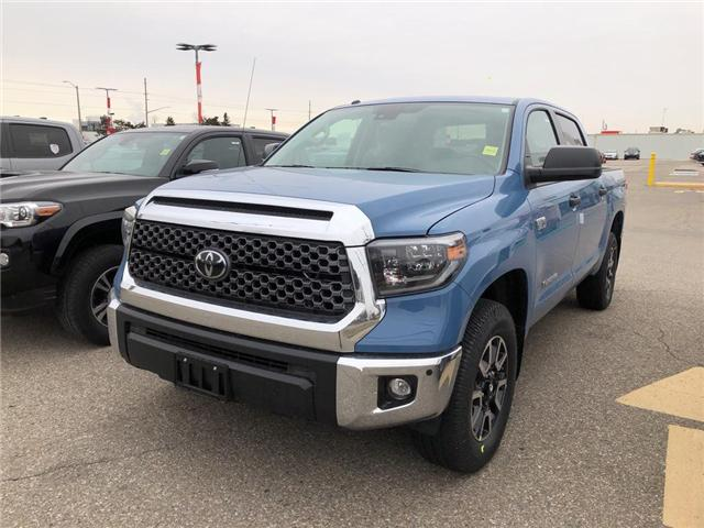 2019 Toyota Tundra TRD Offroad Package (Stk: 9TN262) in Georgetown - Image 1 of 5