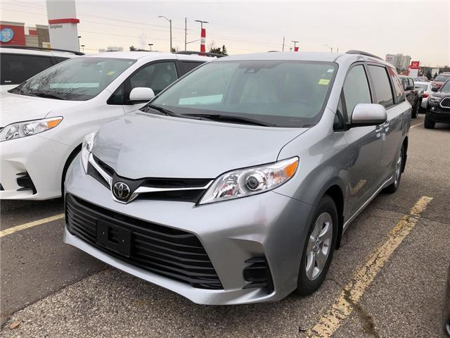 2019 Toyota Sienna LE 8-Passenger (Stk: 9SN263) in Georgetown - Image 1 of 5
