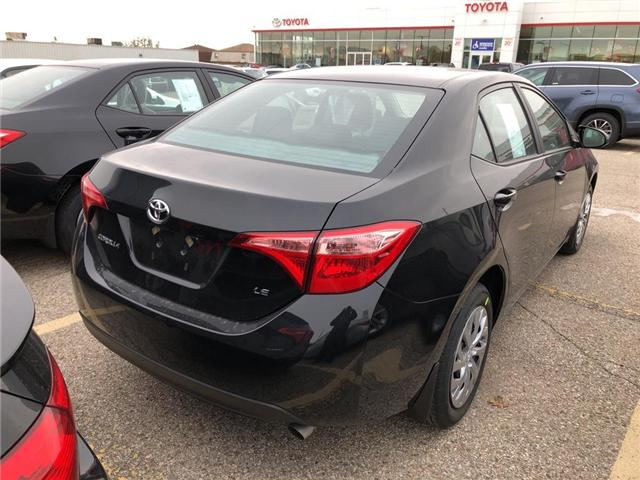 2019 Toyota Corolla LE (Stk: 9CR266) in Georgetown - Image 4 of 5