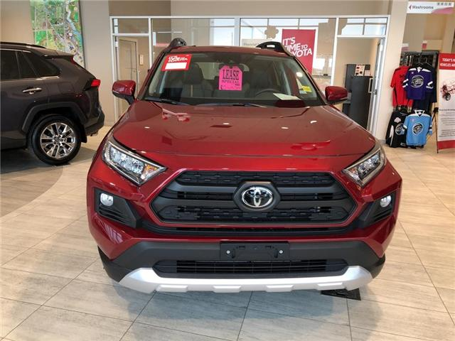 2019 Toyota RAV4 Trail (Stk: 9RV265) in Georgetown - Image 2 of 5