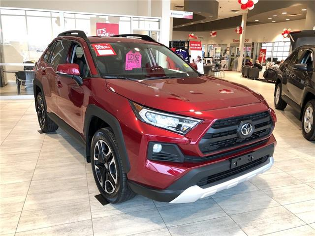2019 Toyota RAV4 Trail (Stk: 9RV265) in Georgetown - Image 3 of 5