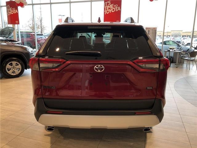 2019 Toyota RAV4 Trail (Stk: 9RV265) in Georgetown - Image 5 of 5