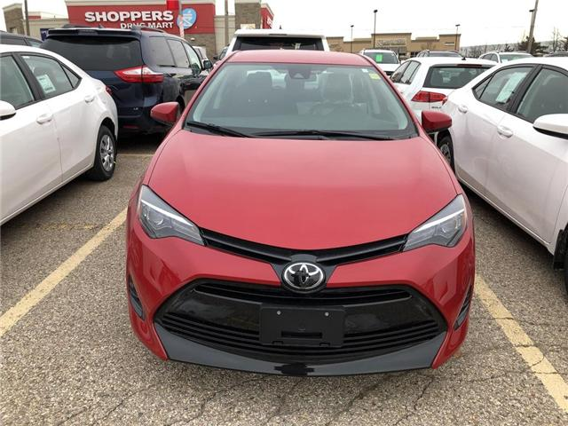 2019 Toyota Corolla LE (Stk: 9CR267) in Georgetown - Image 2 of 5