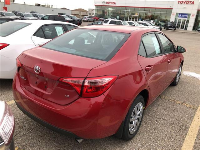 2019 Toyota Corolla LE (Stk: 9CR267) in Georgetown - Image 4 of 5