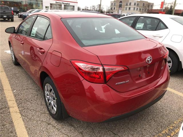 2019 Toyota Corolla LE (Stk: 9CR267) in Georgetown - Image 5 of 5