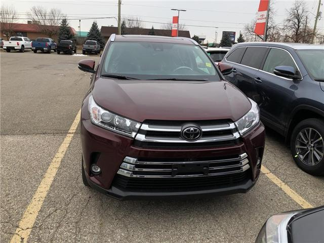 2019 Toyota Highlander Limited (Stk: 9HG268) in Georgetown - Image 2 of 5