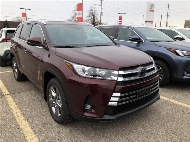2019 Toyota Highlander Limited (Stk: 9HG268) in Georgetown - Image 3 of 5