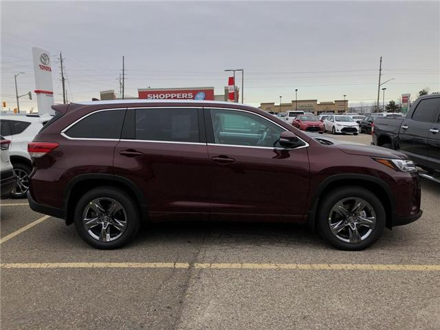 2019 Toyota Highlander Limited (Stk: 9HG268) in Georgetown - Image 4 of 5