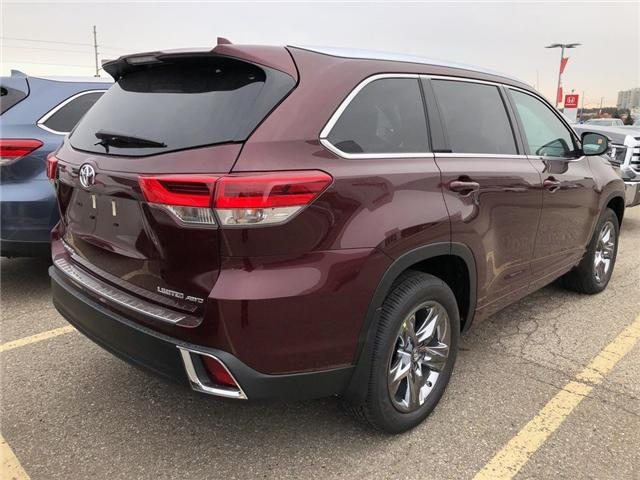 2019 Toyota Highlander Limited (Stk: 9HG268) in Georgetown - Image 5 of 5