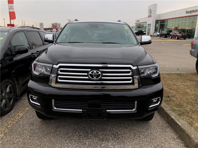 2019 Toyota Sequoia Platinum 5.7L V8 (Stk: 9SQ271) in Georgetown - Image 2 of 5