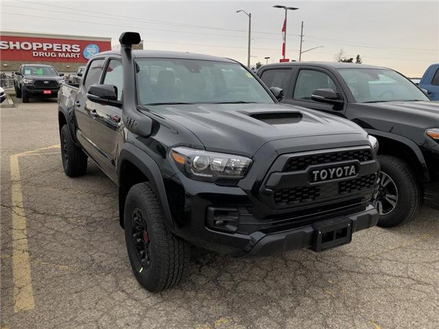 2019 Toyota Tacoma TRD Sport (Stk: 9TA272) in Georgetown - Image 3 of 5