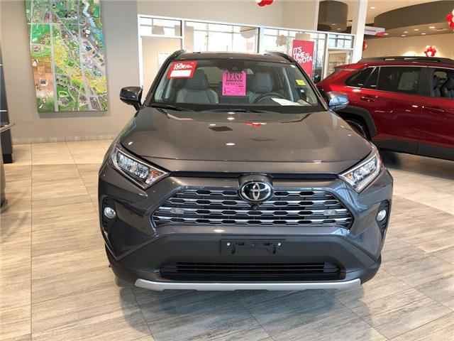 2019 Toyota RAV4 Limited (Stk: 9RV276) in Georgetown - Image 2 of 5
