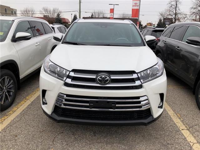 2019 Toyota Highlander Limited (Stk: 9HG277) in Georgetown - Image 2 of 5