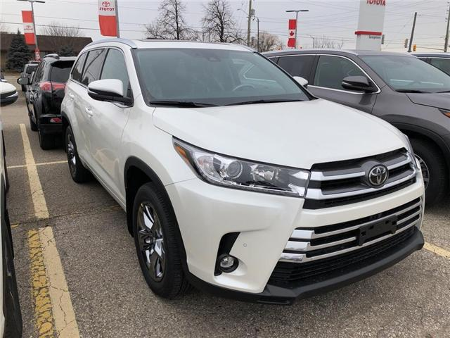 2019 Toyota Highlander Limited (Stk: 9HG277) in Georgetown - Image 3 of 5