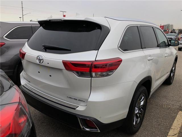 2019 Toyota Highlander Limited (Stk: 9HG277) in Georgetown - Image 4 of 5
