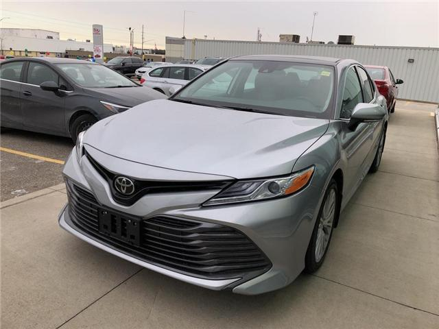 2019 Toyota Camry XLE (Stk: 9CM285) in Georgetown - Image 1 of 5