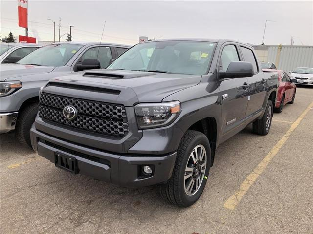 2019 Toyota Tundra TRD Sport Package (Stk: 9TN283) in Georgetown - Image 1 of 5