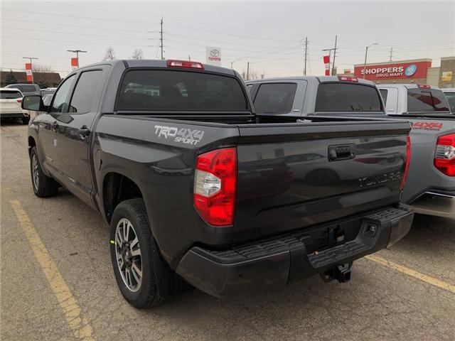 2019 Toyota Tundra TRD Sport Package (Stk: 9TN283) in Georgetown - Image 5 of 5