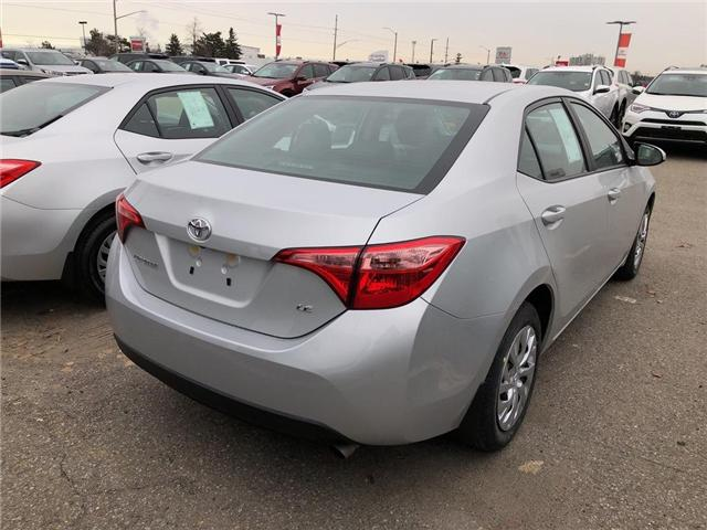2019 Toyota Corolla LE (Stk: 9CR288) in Georgetown - Image 4 of 5
