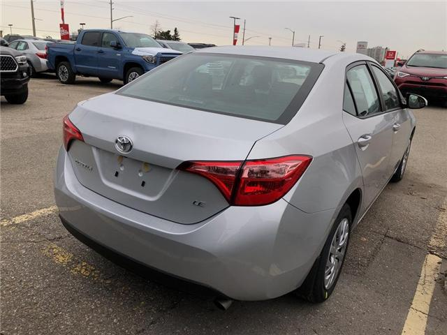 2019 Toyota Corolla LE (Stk: 9CR292) in Georgetown - Image 4 of 5