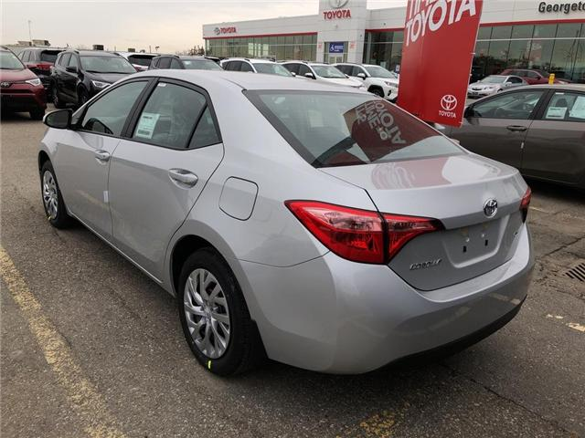 2019 Toyota Corolla LE (Stk: 9CR292) in Georgetown - Image 5 of 5