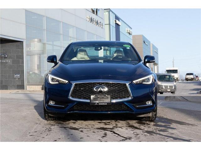 2019 Infiniti Q60 3.0t LUXE (Stk: 60605) in Ajax - Image 2 of 26